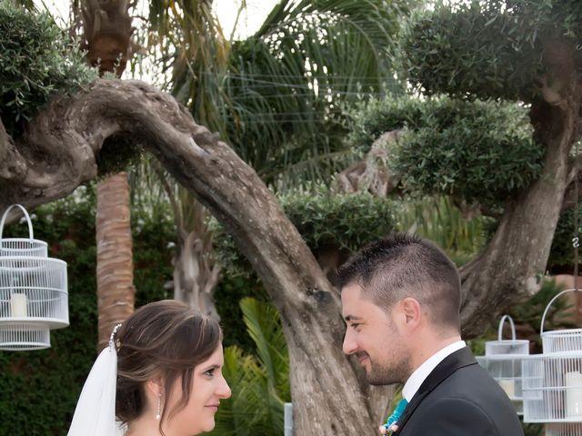 La boda de Cesar y Ana Cristina en Almería, Almería 53