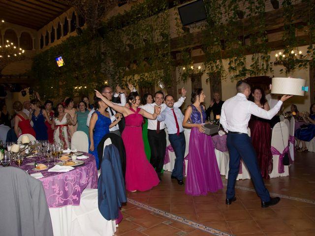 La boda de Cesar y Ana Cristina en Almería, Almería 58