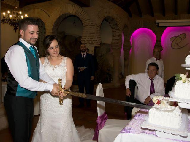 La boda de Cesar y Ana Cristina en Almería, Almería 62
