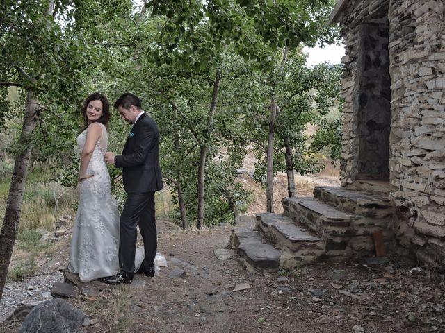 La boda de Cesar y Ana Cristina en Almería, Almería 79