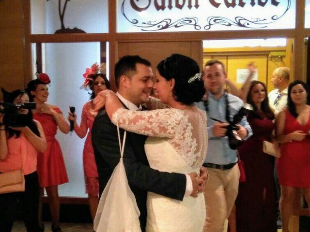 La boda de Javi y Patricia en La Carolina, Jaén 2