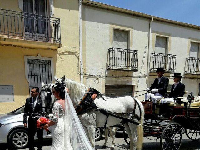 La boda de Javi y Patricia en La Carolina, Jaén 3