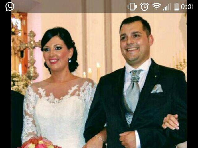 La boda de Javi y Patricia en La Carolina, Jaén 6