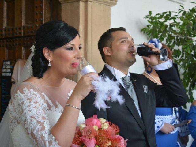 La boda de Javi y Patricia en La Carolina, Jaén 1