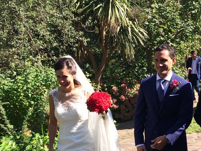 La boda de Sara y Iñigo