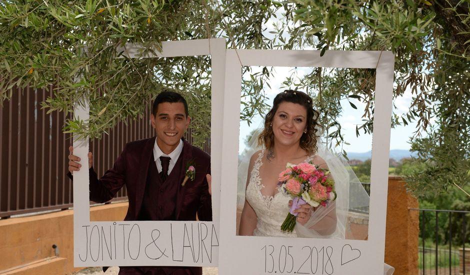 La boda de Jonathan y Laura en Rubi, Barcelona