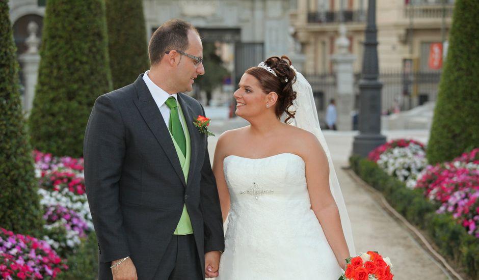 La boda de Noelia y Daniel en Madrid, Madrid