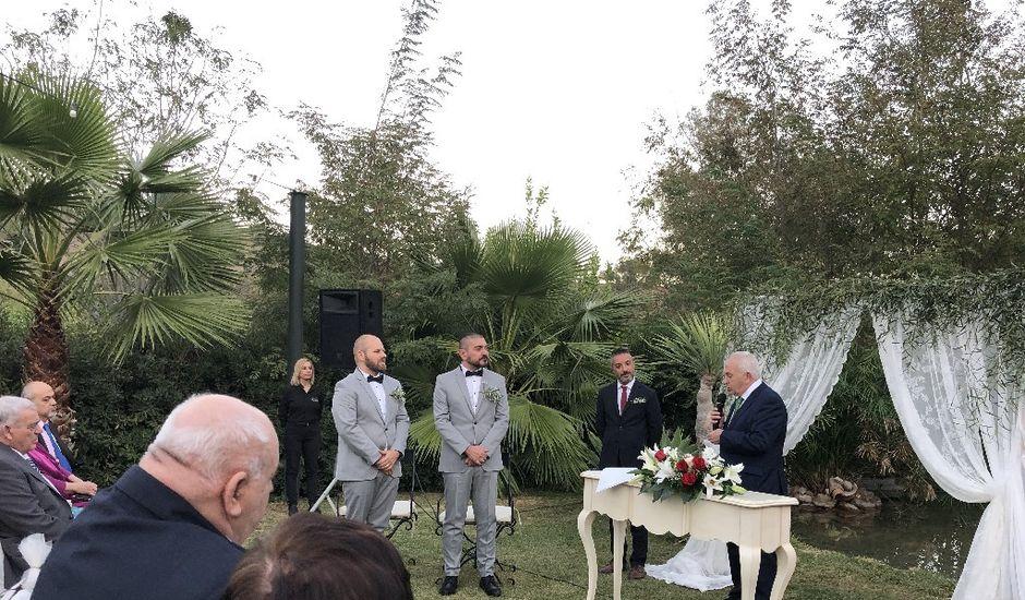 La boda de Antonio y Tommy en Casarabonela, Málaga