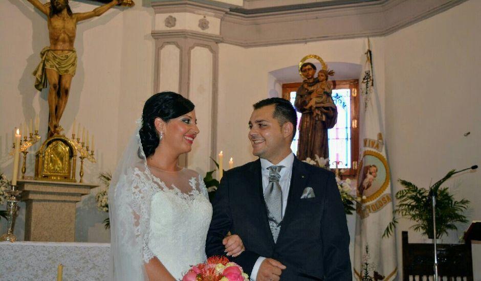 La boda de Javi y Patricia en La Carolina, Jaén