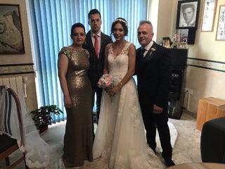 La boda de Lorena y Alexis 1