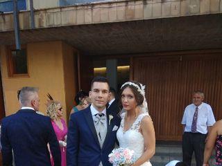 La boda de Lorena y Alexis 2