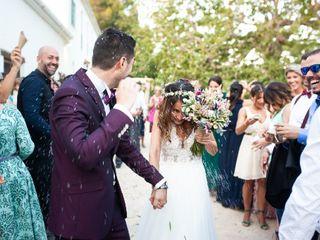 La boda de Paula y Marce 3