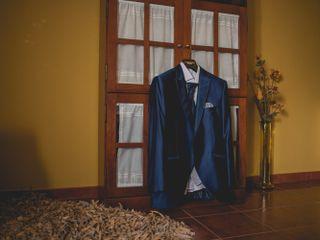 La boda de Milagros y Juan Antonio 1