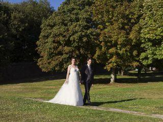 La boda de Mariña y Sergio