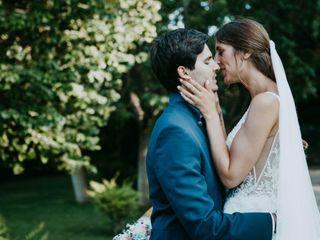 La boda de Mónica y Oriol