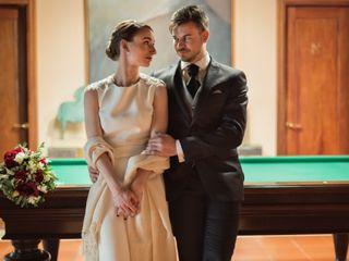 La boda de Marian y Rubén
