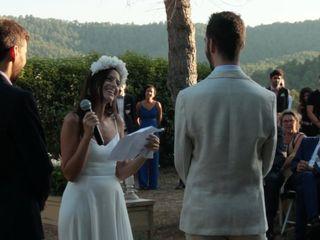 La boda de Carla y Miqui 2