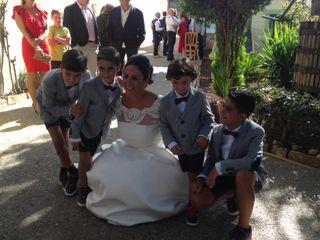 La boda de Angela y Ivan 1