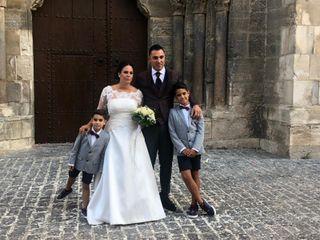 La boda de Angela y Ivan