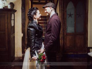 La boda de Garazi y Asier
