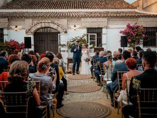 La boda de Pablo y Natalia