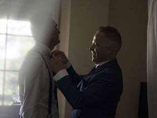 La boda de Cristian y Alba 1