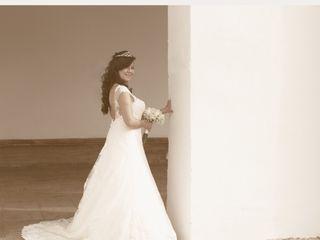 La boda de Yadira y Galo 1