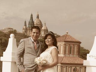 La boda de Yadira y Galo 2