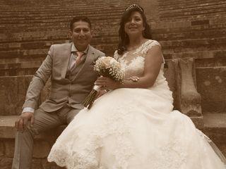 La boda de Yadira y Galo 3