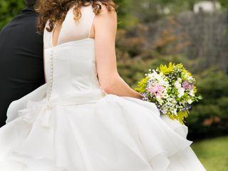 La boda de Patricia y Xema