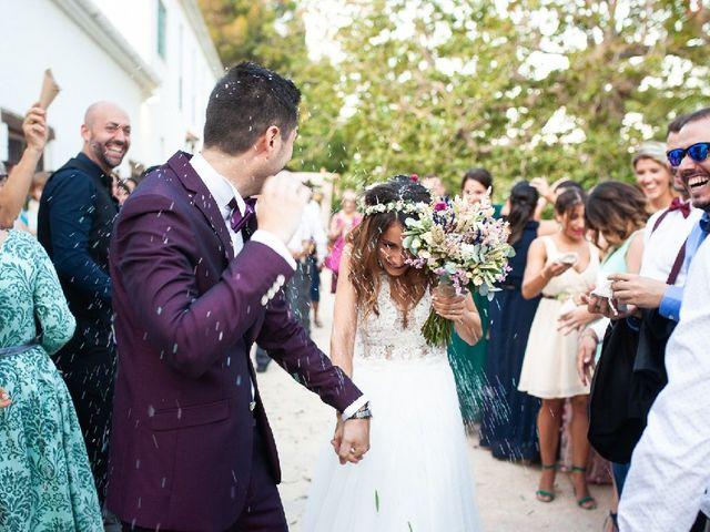 La boda de Paula y Marce