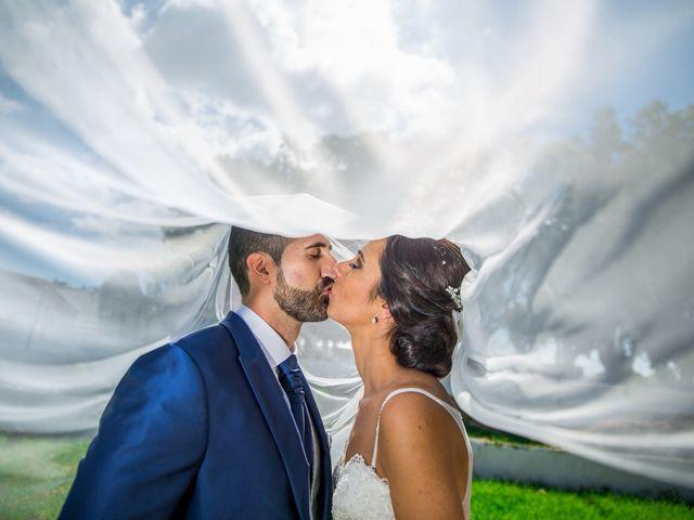 La boda de Milagros y Juan Antonio