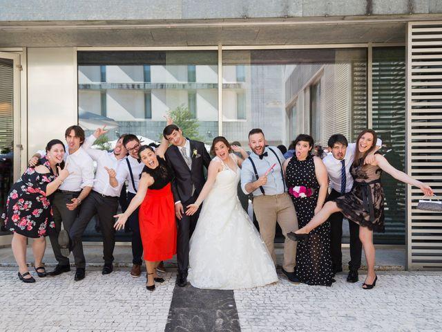 La boda de Sergio y Mariña en Santiago De Compostela, A Coruña 12
