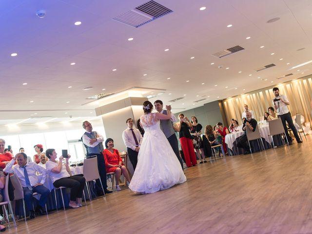 La boda de Sergio y Mariña en Santiago De Compostela, A Coruña 22