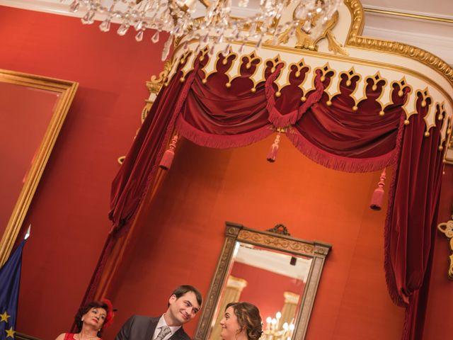 La boda de Sergio y Mariña en Santiago De Compostela, A Coruña 5