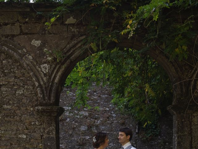 La boda de Sergio y Mariña en Santiago De Compostela, A Coruña 29