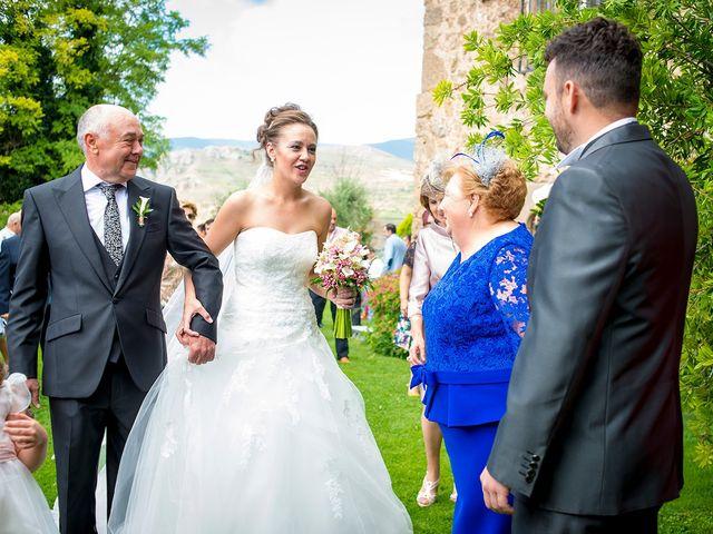 La boda de David y Alicia en Logroño, La Rioja 8