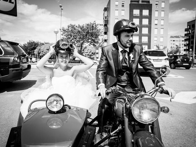 La boda de David y Alicia en Logroño, La Rioja 10