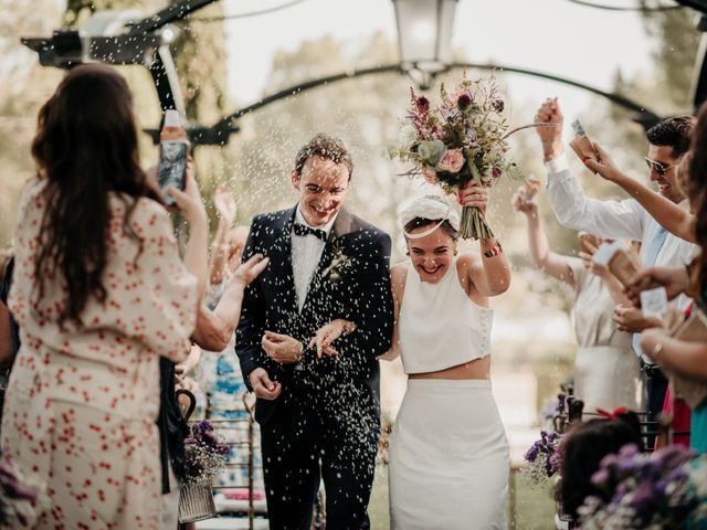La boda de Marco y Patty en Valdetorres De Jarama, Madrid 43