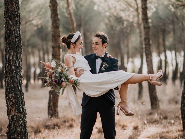 La boda de Marco y Patty en Valdetorres De Jarama, Madrid 52