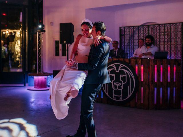 La boda de Marco y Patty en Madrid, Madrid 76