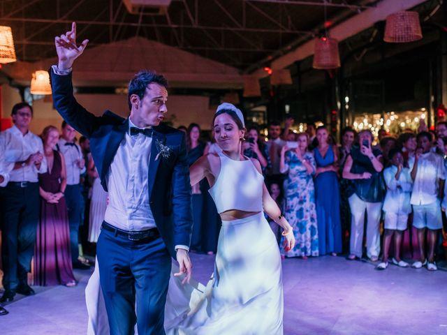 La boda de Marco y Patty en Madrid, Madrid 78