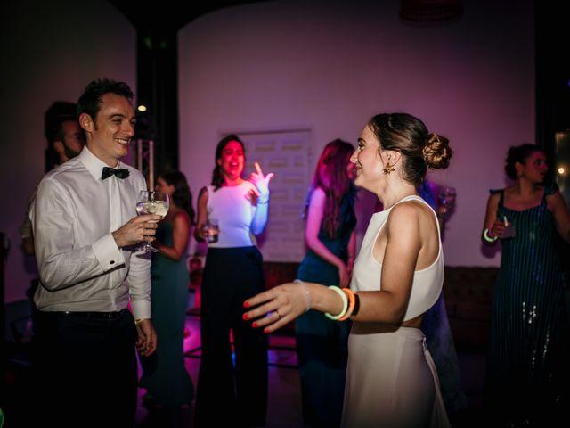 La boda de Marco y Patty en Madrid, Madrid 83
