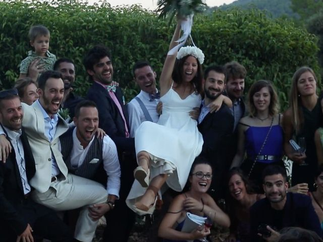 La boda de Miqui y Carla en Puig-reig, Barcelona 8