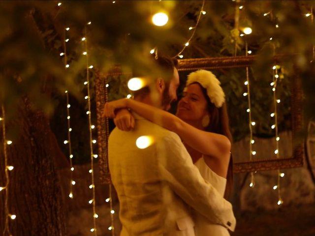 La boda de Carla y Miqui