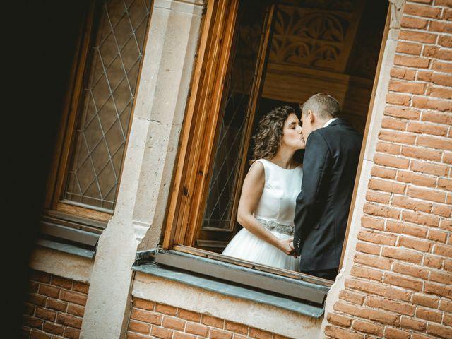 La boda de Alberto y Virginia en Montalbo, Cuenca 2