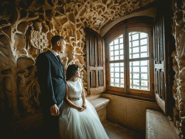 La boda de Alberto y Virginia en Montalbo, Cuenca 5