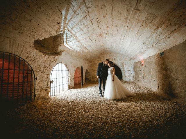La boda de Alberto y Virginia en Montalbo, Cuenca 6