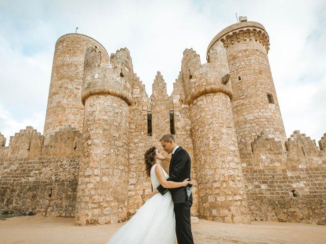 La boda de Alberto y Virginia en Montalbo, Cuenca 8