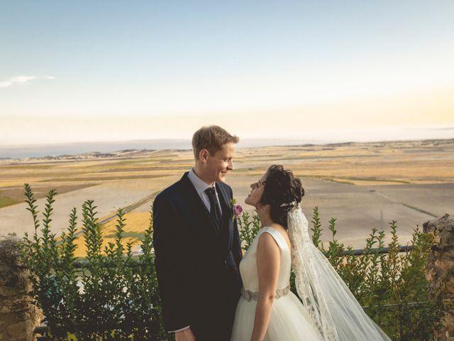 La boda de Alberto y Virginia en Montalbo, Cuenca 9